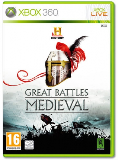History Great Battles: Medieval (englisch) (XBOX360)