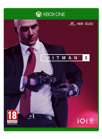 Hitman 2 [uncut] (deutsch) (AT PEGI) (XBOX ONE)