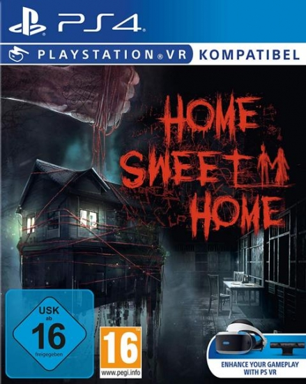 Home Sweet Home VR (deutsch) (AT PEGI) (PS4) [PSVR kompatibel]