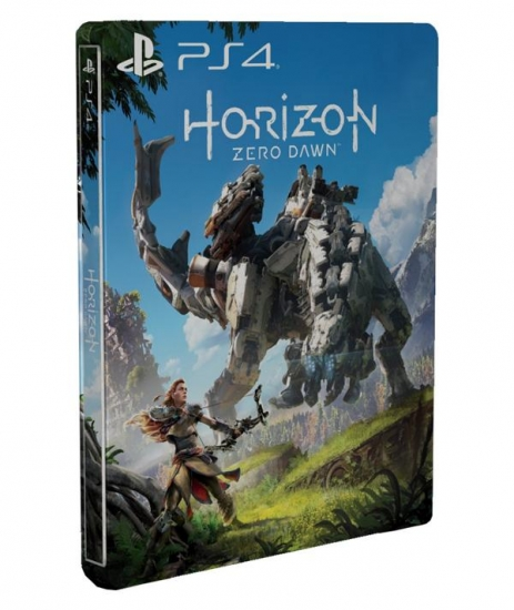 Horizon Zero Dawn Steelbook G2 (PS4)