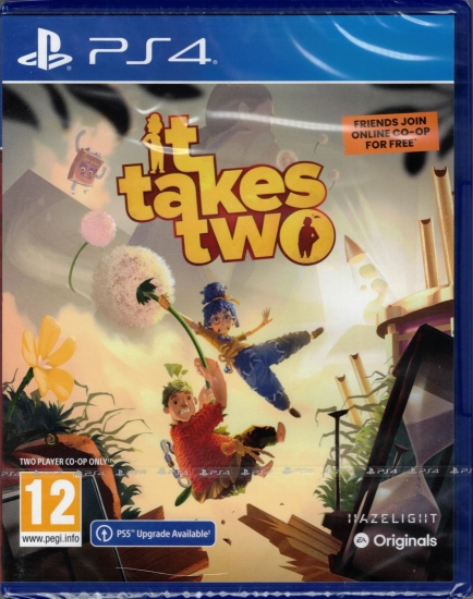 It Takes Two (deutsch) (AT PEGI) (PS4) inkl. PS5 Upgrade