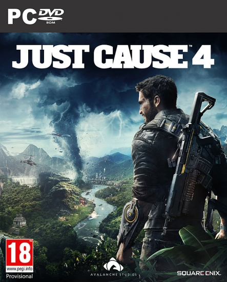 Just Cause 4 D1 Edition [uncut] (deutsch) (AT PEGI) (PC DVD)