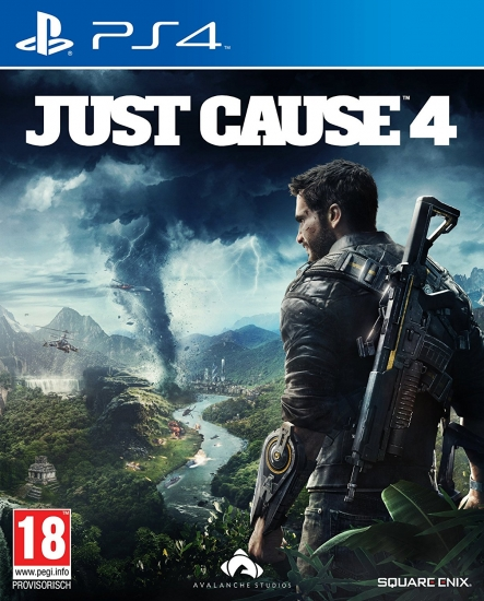 Just Cause 4 D1 Edition [uncut] (deutsch) (AT PEGI) (PS4)