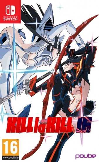 KILL la KILL - IF (deutsch) (AT PEGI) (Nintendo Switch)