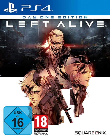 Left Alive Day One Edition (deutsch) (AT PEGI) (PS4)