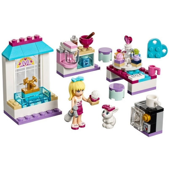 LEGO Friends 41308 - Stephanies Backstube [neu]