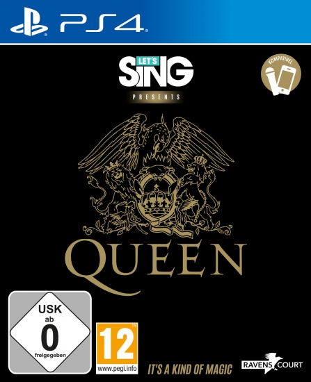 Let's Sing Queen (deutsch) (AT PEGI) (PS4)