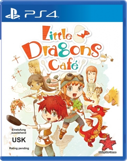 Little Dragons Cafe (deutsch) (AT PEGI) (PS4)