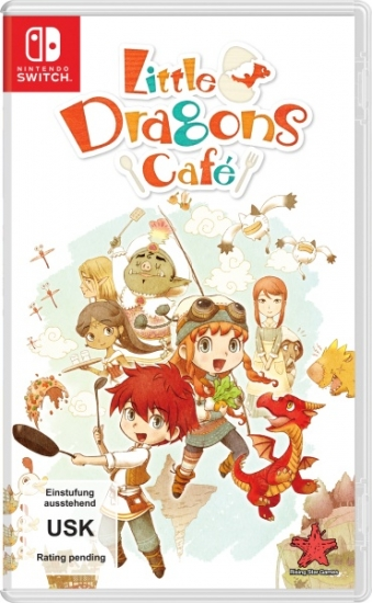 Little Dragons Cafe (deutsch) (AT PEGI) (Nintendo Switch)