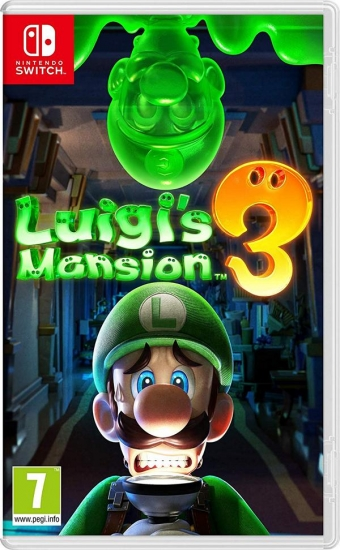 Luigi's Mansion 3 (deutsch) (AT PEGI) (Nintendo Switch)
