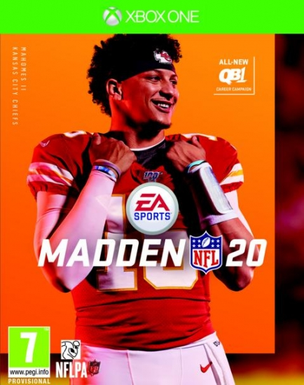 Madden NFL 20 (deutsch) (EU PEGI) (XBOX ONE)