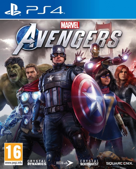 Marvel's Avengers (deutsch) (AT PEGI) (kostenloses Upgrade auf PS5) (PS4) inkl. BETA-Zugang / Namensschild / Marvel Legacy Outfit-Pack