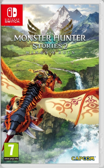 Monster Hunter Stories 2 Wings of Ruin (deutsch) (AT PEGI) (Nintendo Switch)