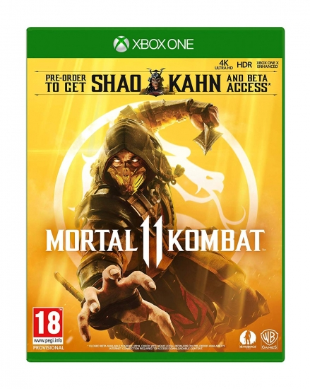 Mortal Kombat 11 [uncut] (deutsch) (AT PEGI) (XBOX ONE) inkl. Shao Khan