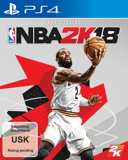 NBA 2K18 (deutsch) (DE) (PS4)