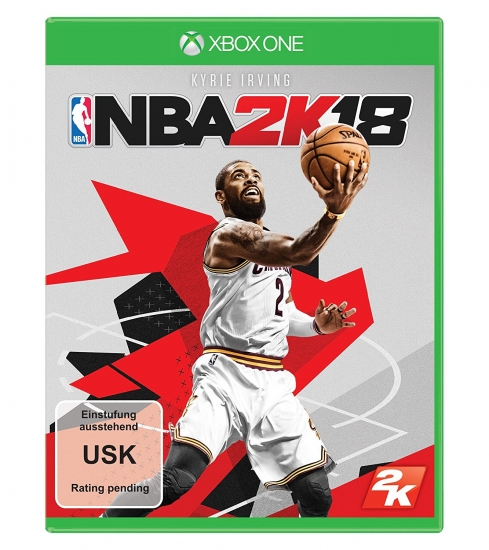 NBA 2K18 (deutsch) (DE) (XBOX ONE)