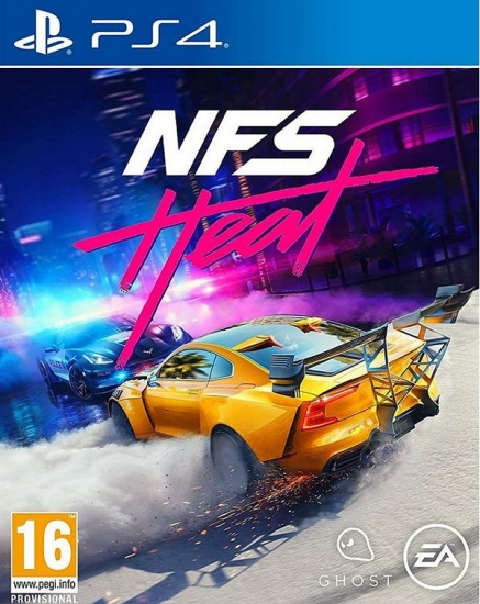 Need for Speed Heat (deutsch) (AT PEGI) (PS4) inkl. Mitsubishi Evolution K.S Edition