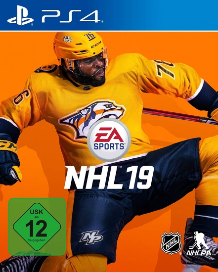 NHL 19 (deutsch) (DE) (PS4)