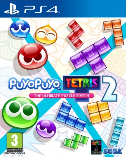 Puyo Puyo Tetris 2 (deutsch) (AT PEGI) (PS4)