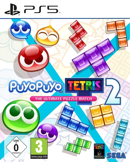Puyo Puyo Tetris 2 (deutsch) (AT PEGI) (PS5)