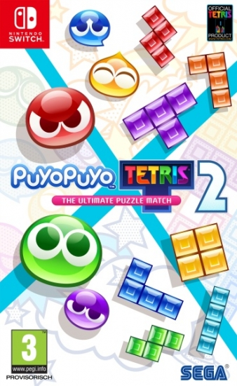 Puyo Puyo Tetris 2 (deutsch) (AT PEGI) (Nintendo Switch)