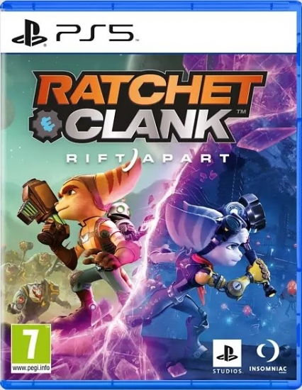 Ratchet & Clank Rift Apart (deutsch) (AT PEGI) (PS5) inkl. 3 DLC