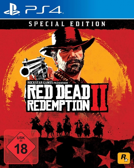 Red Dead Redemption 2 - Special Edition [uncut] (deutsch) (DE) (PS4) inkl. 19 DLCs