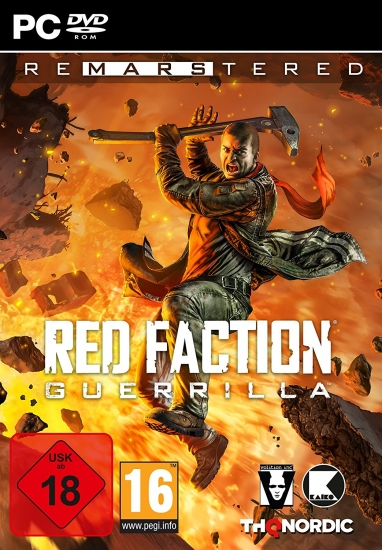 Red Faction Guerrilla Re-Mars-tered [uncut] (deutsch) (AT PEGI) (PC DVD)