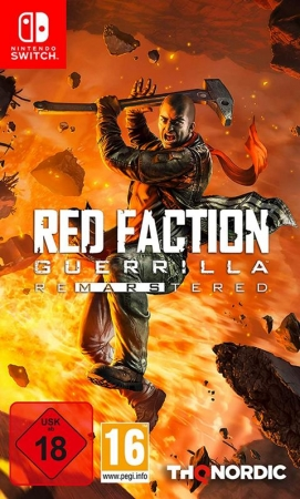 Red Faction Guerrilla Re-Mars-tered [uncut] (deutsch) (AT PEGI) (Nintendo Switch)