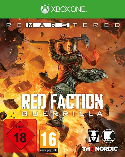 Red Faction Guerrilla Re-Mars-tered [uncut] (deutsch) (AT PEGI) (XBOX ONE)