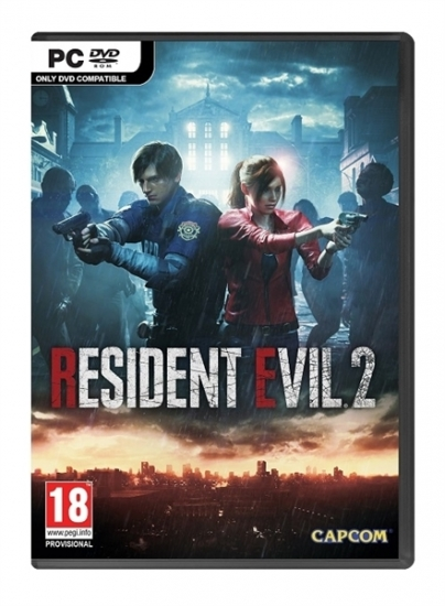 Resident Evil 2 Remake [uncut] (deutsch) (AT PEGI) (PC DVD) inkl. Samurai Edge Chris & Jill Model DLC