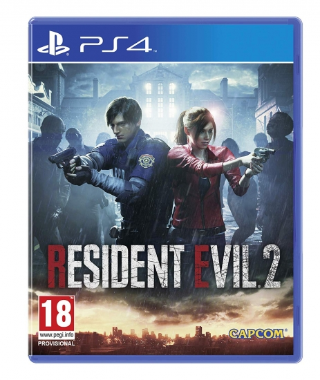 Resident Evil 2 Remake [uncut] (deutsch) (AT PEGI) (PS4) inkl. Samurai Edge Chris & Jill Model DLC