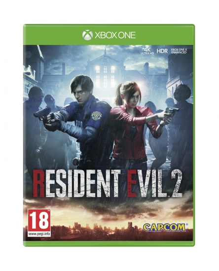 Resident Evil 2 Remake [uncut] (deutsch) (AT PEGI) (XBOX ONE) inkl. Samurai Edge Chris & Jill Model DLC