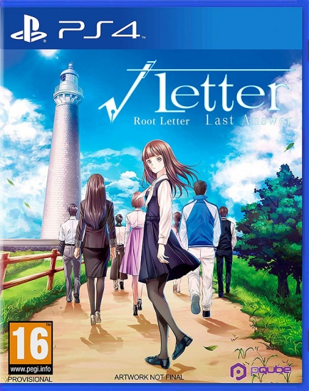 Root Letter Last Answer (deutsch) (AT PEGI) (PS4)