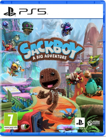 Sackboy A Big Adventure (deutsch) (AT PEGI) (PS5)