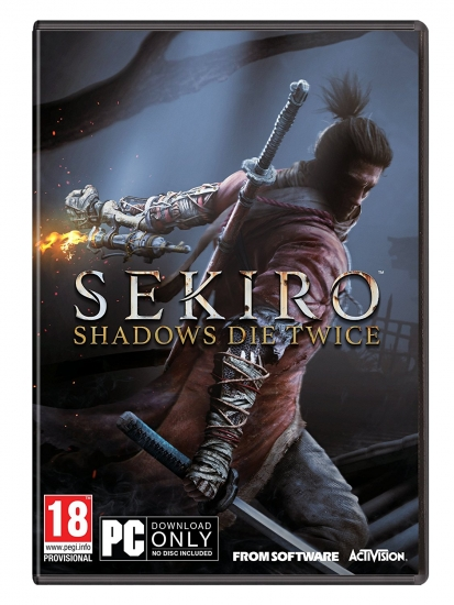Sekiro Shadows Die Twice [uncut] (deutsch) (AT PEGI) (PC) [Download]