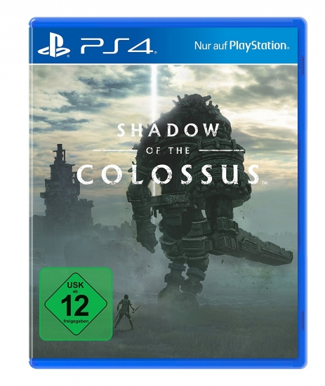 Shadow of the Colossus HD Remastered Edition (deutsch) (DE USK) (PS4)