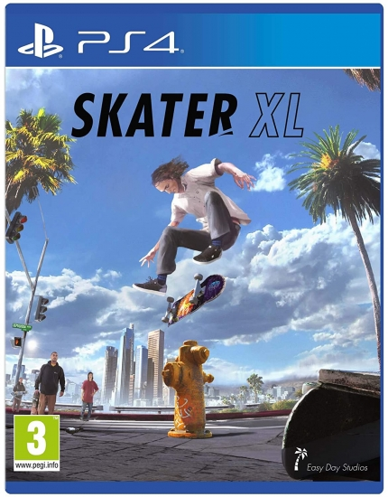 Skater XL (deutsch) (AT PEGI) (PS4)
