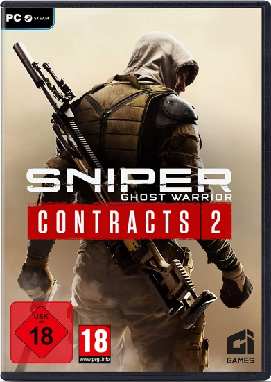 Sniper Ghost Warrior Contracts 2 [uncut] (deutsch) (AT PEGI) (PC) [Download] inkl. exklusives Bonus-Paket