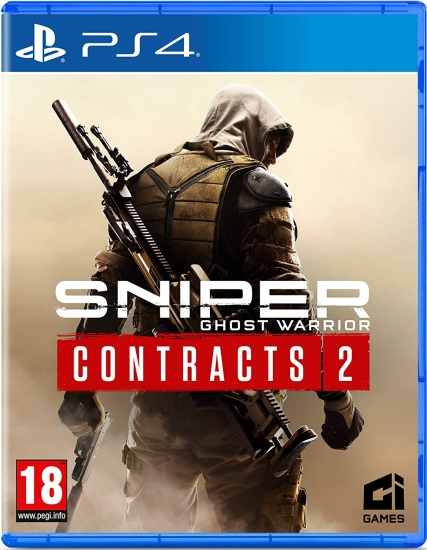 Sniper Ghost Warrior Contracts 2 [uncut] (deutsch) (AT PEGI) (PS4) inkl. exklusives Bonus-Paket