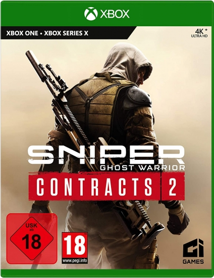 Sniper Ghost Warrior Contracts 2 [uncut] (deutsch) (AT PEGI) (XBOX ONE / XBOX Series X) inkl. exklusives Bonus-Paket