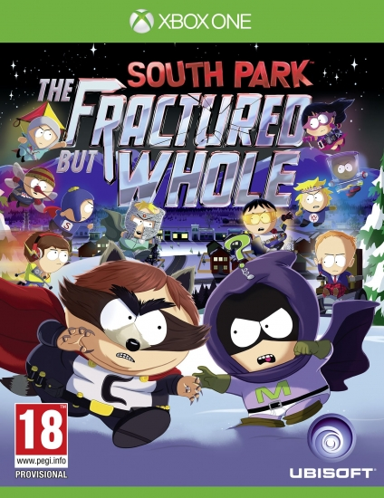 South Park The Fractured But Whole - D1 Edition (deutsch) (AT PEGI) (XBOX ONE) inkl. South Park Stab der Wahrheit / Towelie