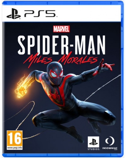 Spiderman Miles Morales (deutsch) (AT PEGI) (PS5)