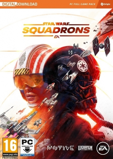 Star Wars Squadrons (deutsch) (AT PEGI) (PC) [Download] inkl. 10 DLCs