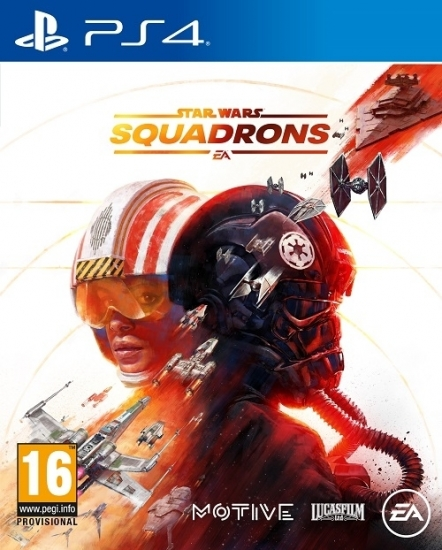 Star Wars Squadrons (deutsch) (AT PEGI) (PS4) inkl. 10 DLCs