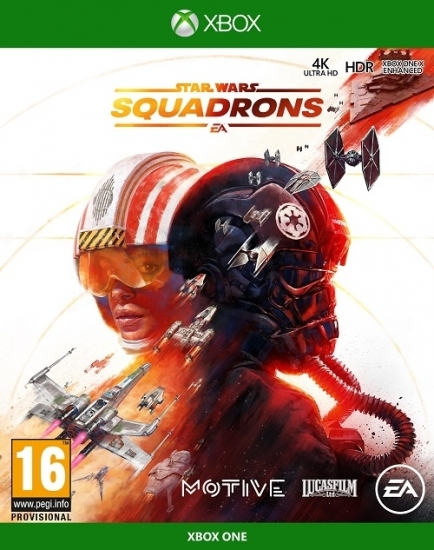 Star Wars Squadrons (deutsch) (AT PEGI) (XBOX ONE) inkl. 10 DLCs