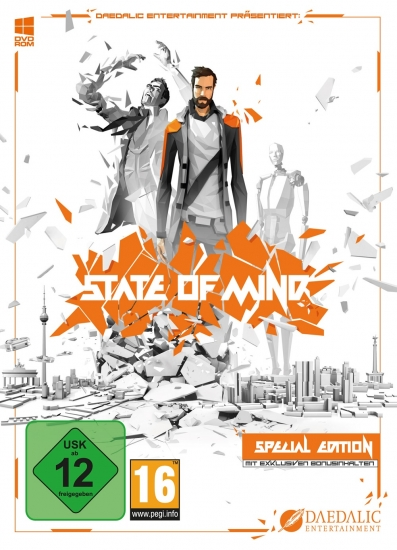 State of Mind Special Edition (deutsch) (AT PEGI) (PC DVD)