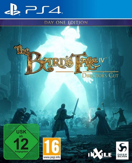 The Bard's Tale IV Director's Cut Day One Edition (deutsch) (AT PEGI) (PS4)