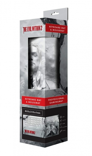 The Evil Within Oversize Mousepad Enter The Realm (PC)