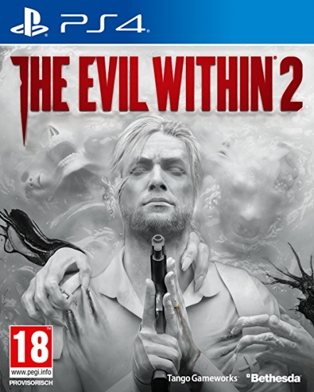 The Evil Within 2 - D1 Edition [uncut] (deutsch) (AT PEGI) (PS4) inkl. The Last Chance Pack